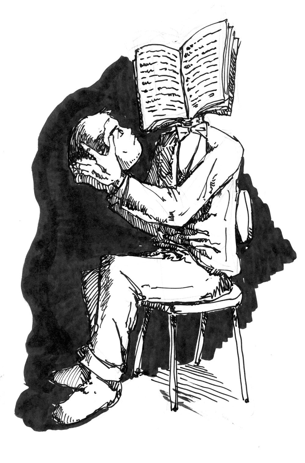 Book Illustration Friday
