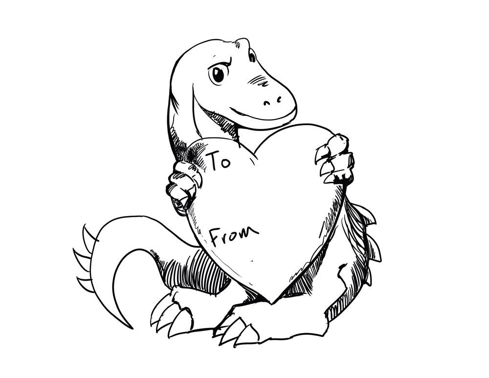 dinosaur-valentive