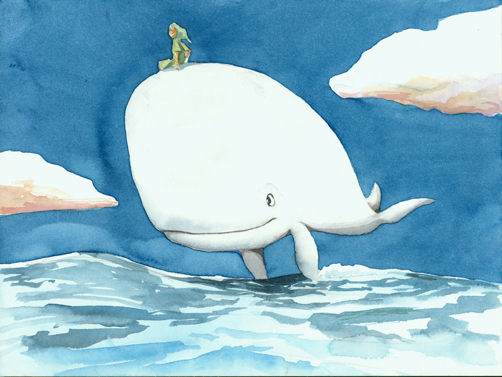Whale-and-sea-witch