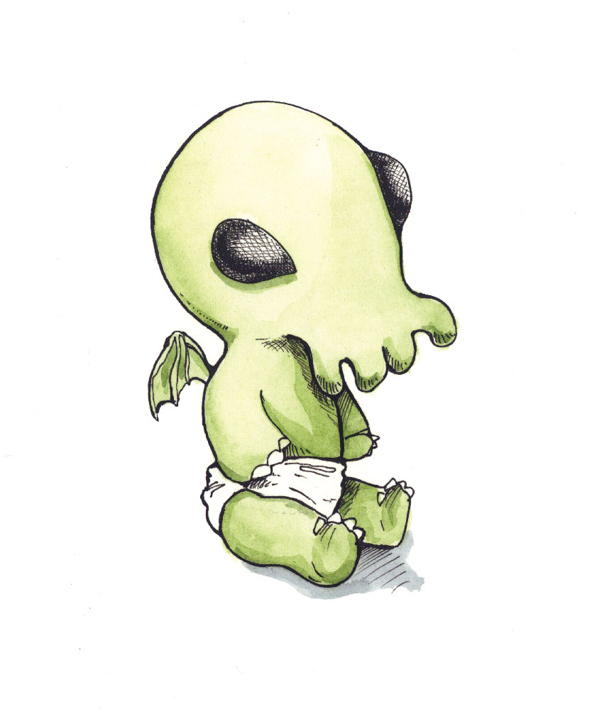 Baby-Cthulhu-color